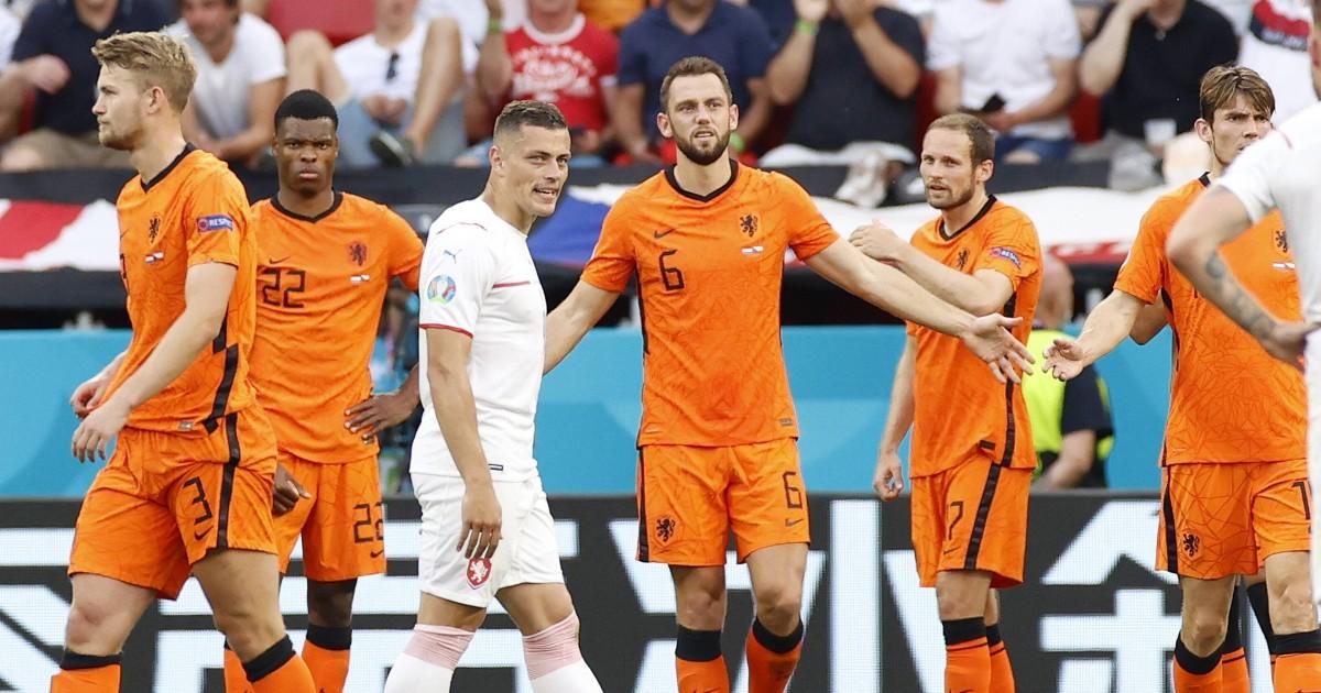 Netherlands react