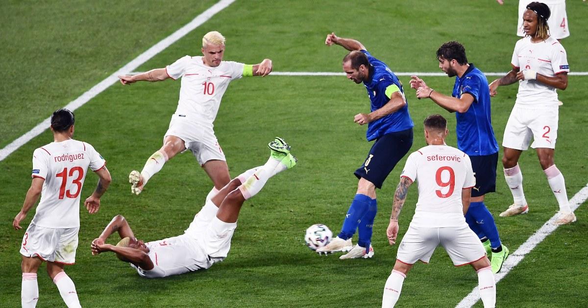 Attackers win matches, Giorgio Chiellini wins you titles...