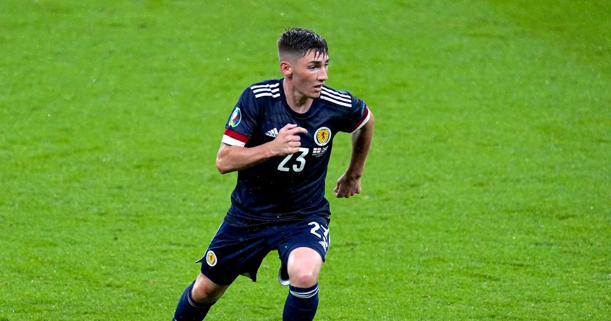 Billy Gilmour Scotland Chelsea