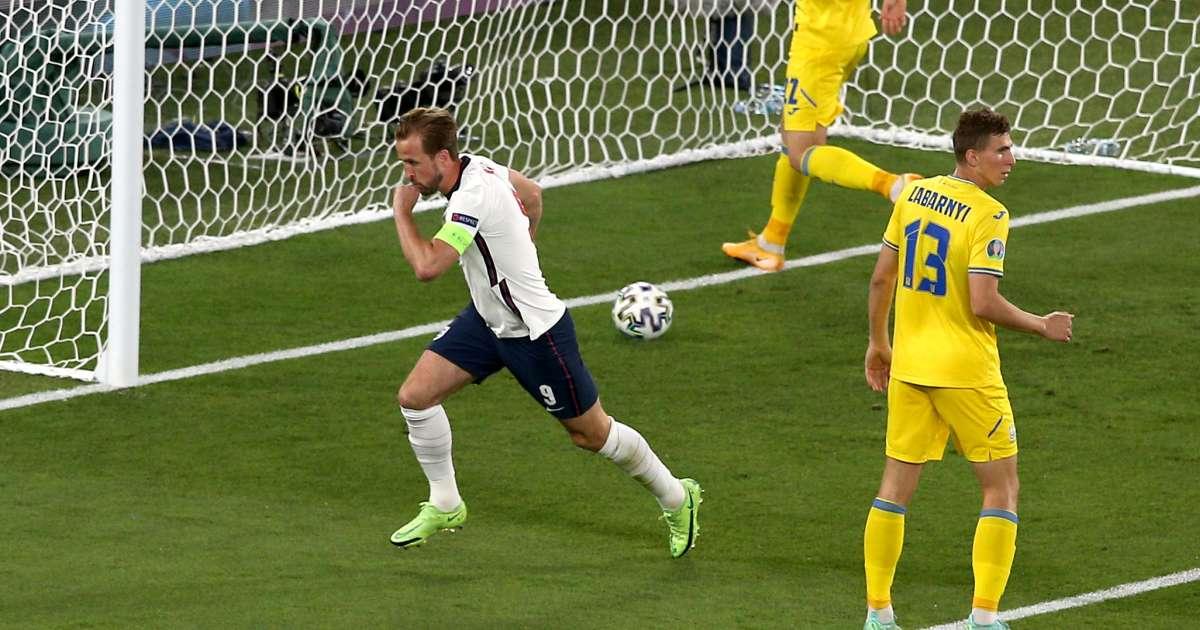 Harry Kane England Ukraine