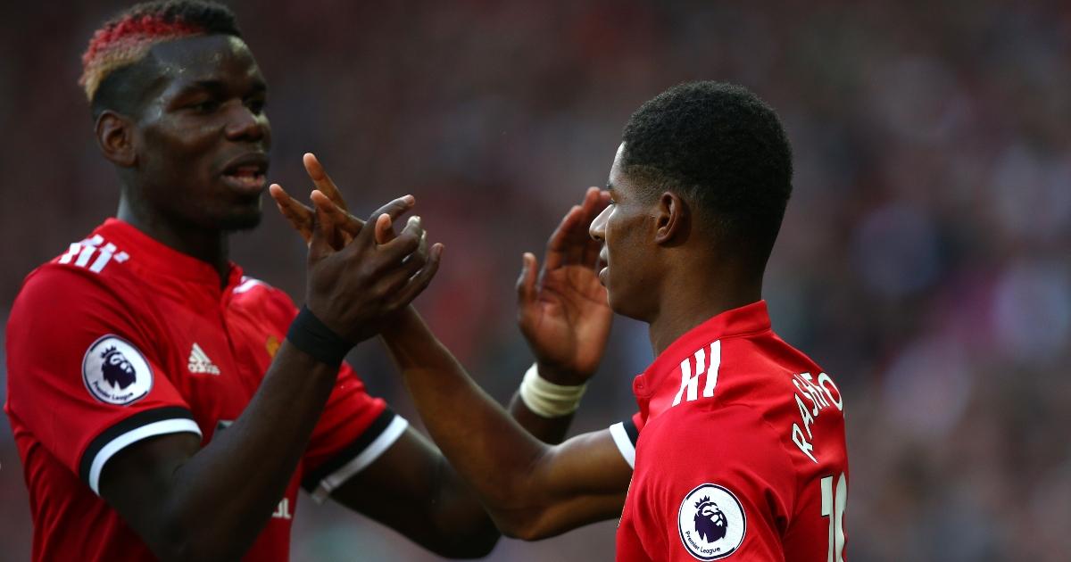 Rashford in Man Utd plea as Pogba makes PSG decision