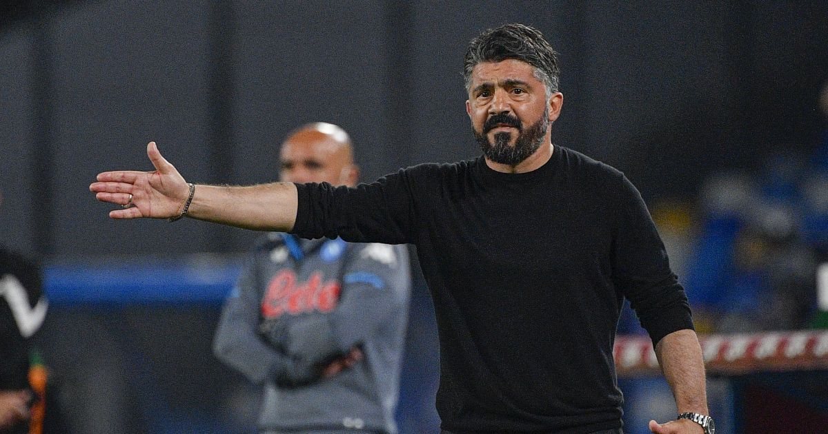Gennaro Gattuso AC Milan Tottenham