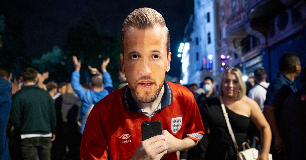 Harry Kane England Spurs