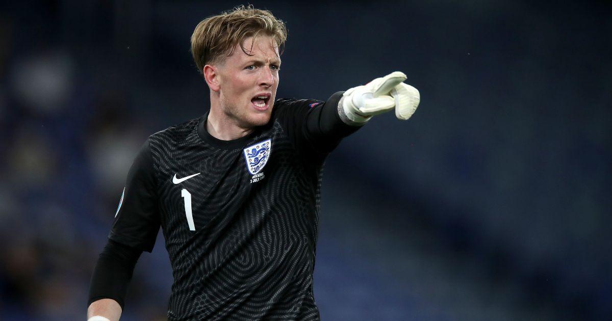 Jordan Pickford England
