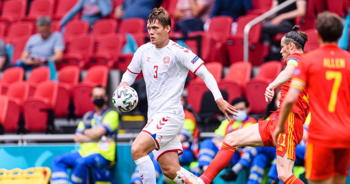 Jannick Vestergaard Denmark Spurs