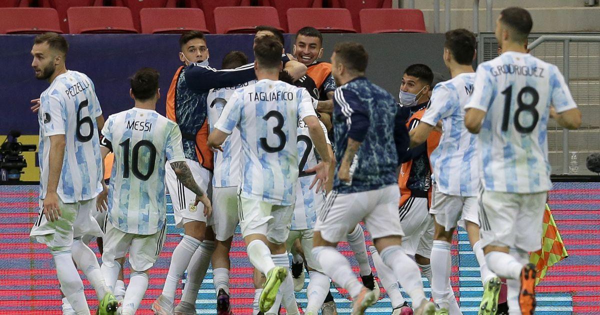 Argentina Lionel Messi Emiliano Martinez