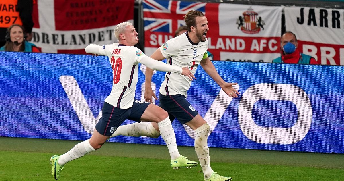 England Beat Denmark To Reach First Ever European Championship Final