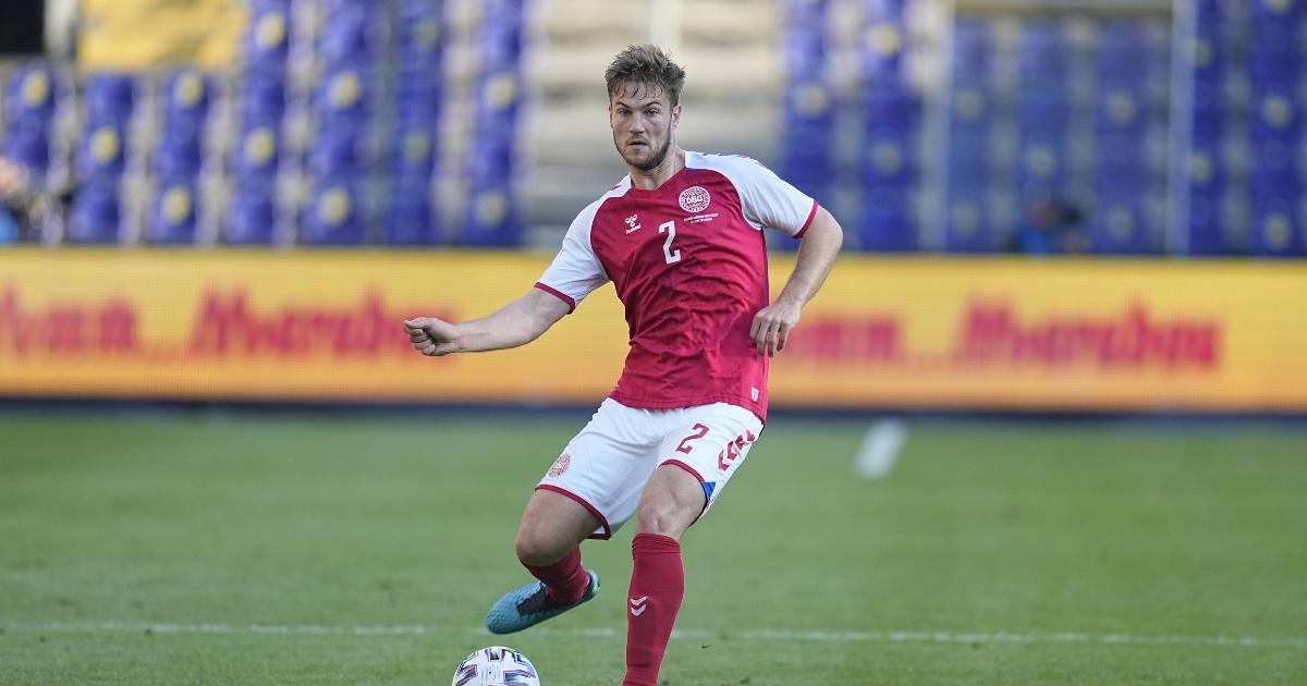 Joachim Andersen Man Utd Lyon F365