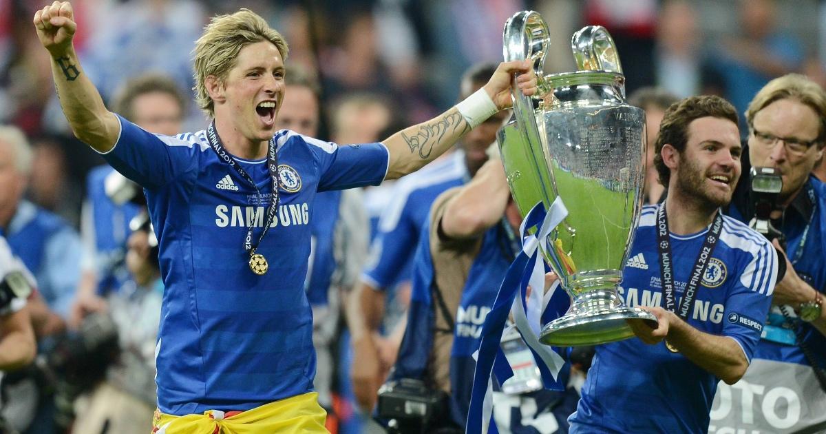 Torres Mata Chelsea