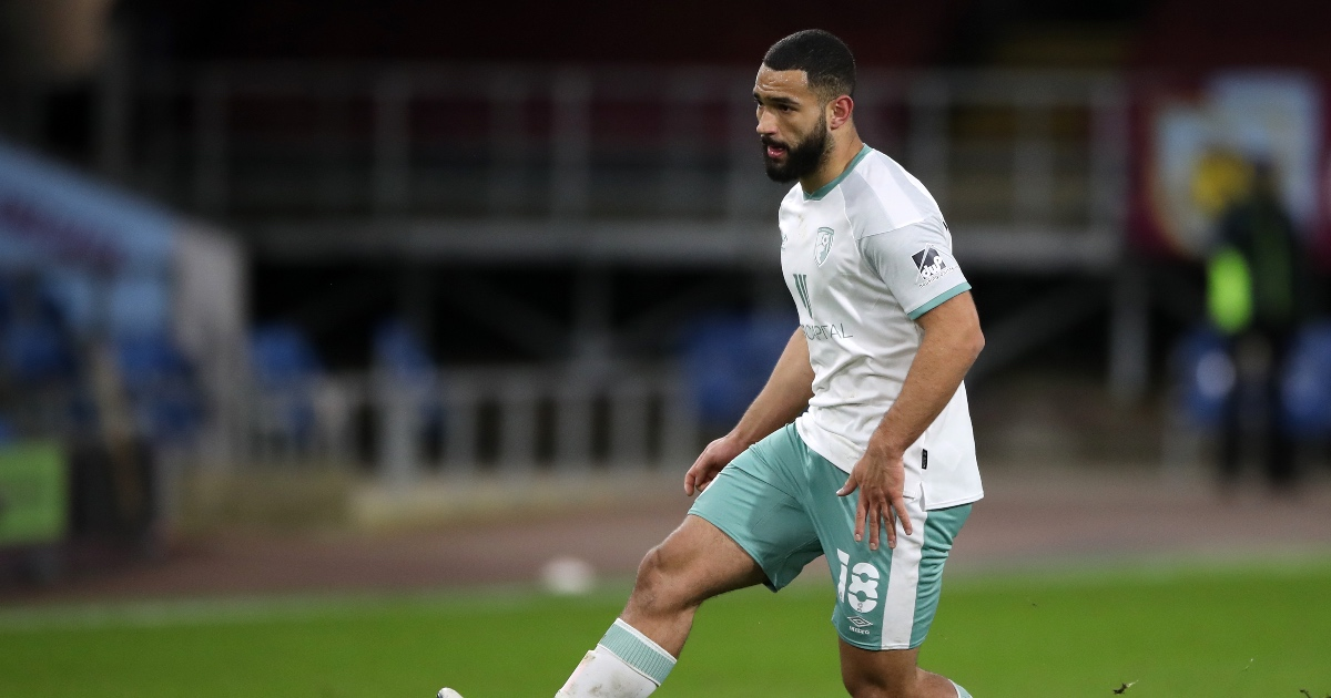 Cameron Carter-Vickers Spurs Newcastle F365
