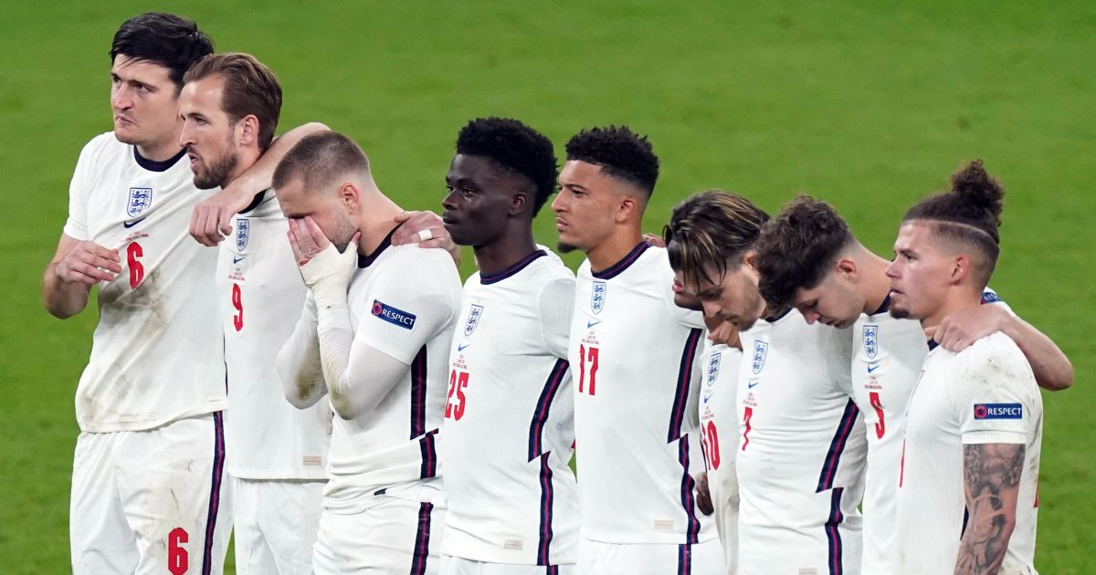 Italy 1-1 England (pens 3-2): Rating the players - Football365