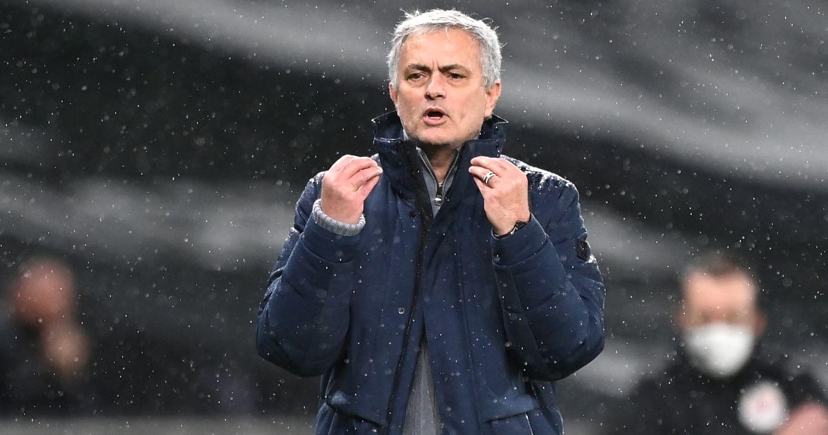 Jose Mourinho England