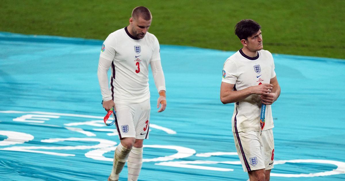 Luke-Shaw-Harry-Maguire-England