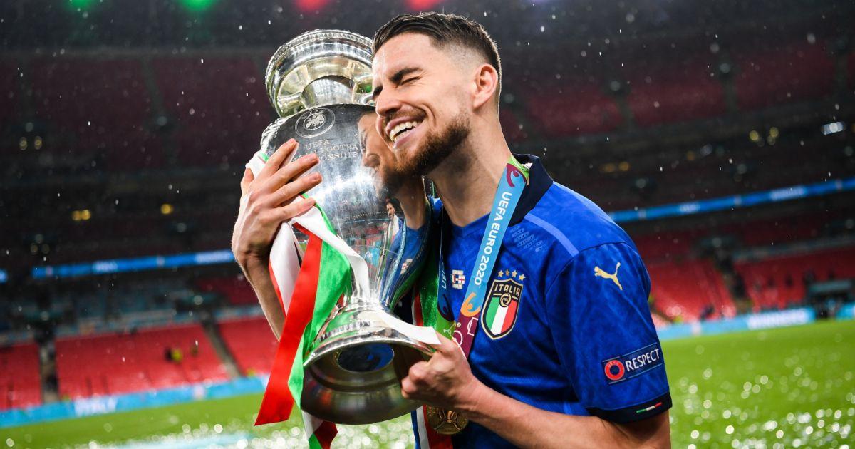 Jorginho Italy England
