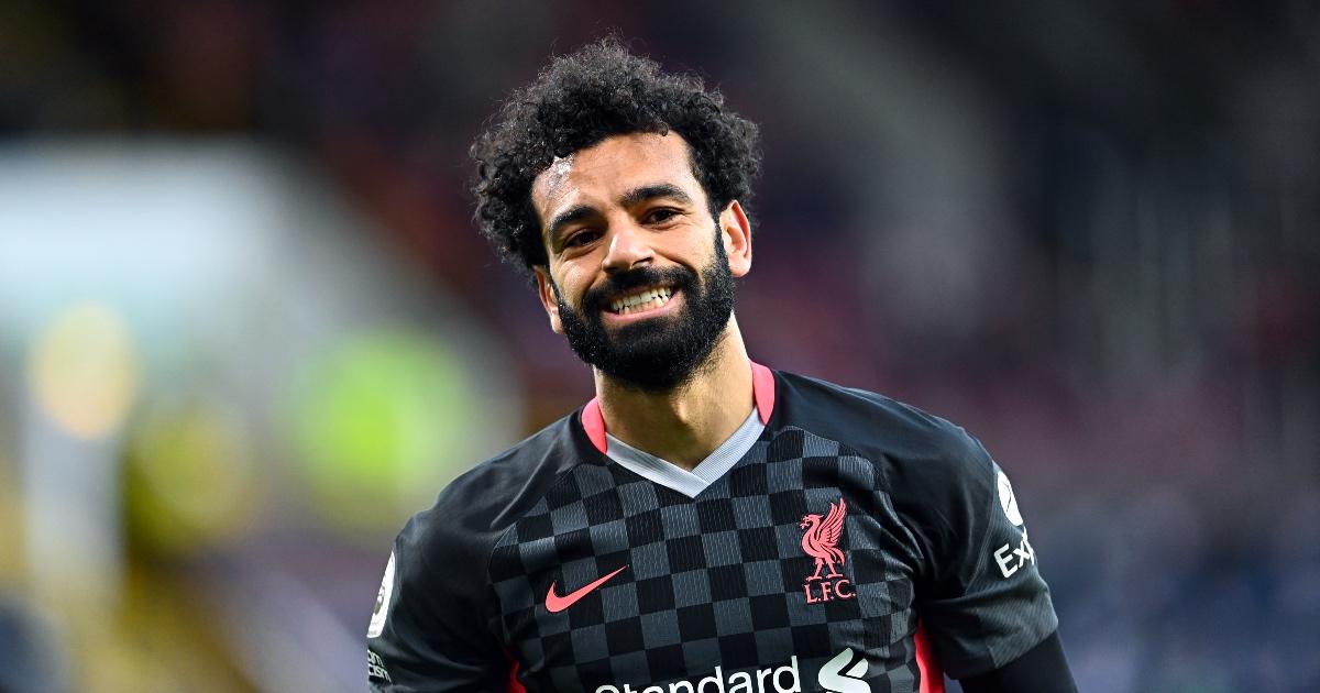 Mo Salah Liverpool F365