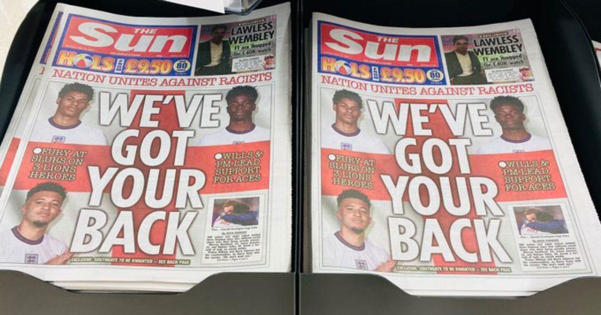 Sun-newspapers