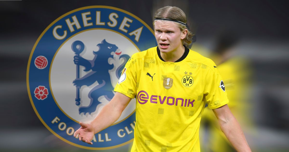 Erling Haaland Chelsea
