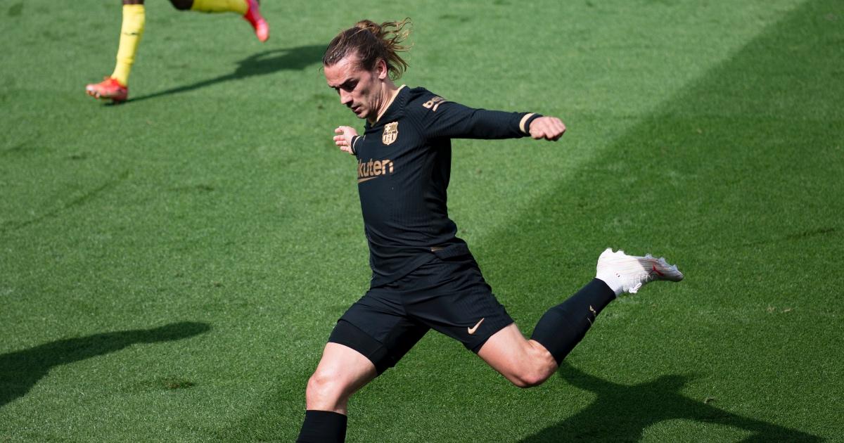 Antoine Griezmann Chelsea Barca F365