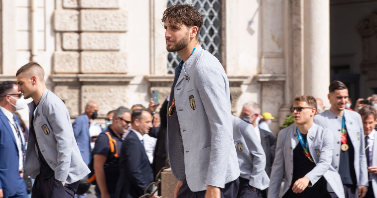 Manuel Locatelli Italy Arsenal