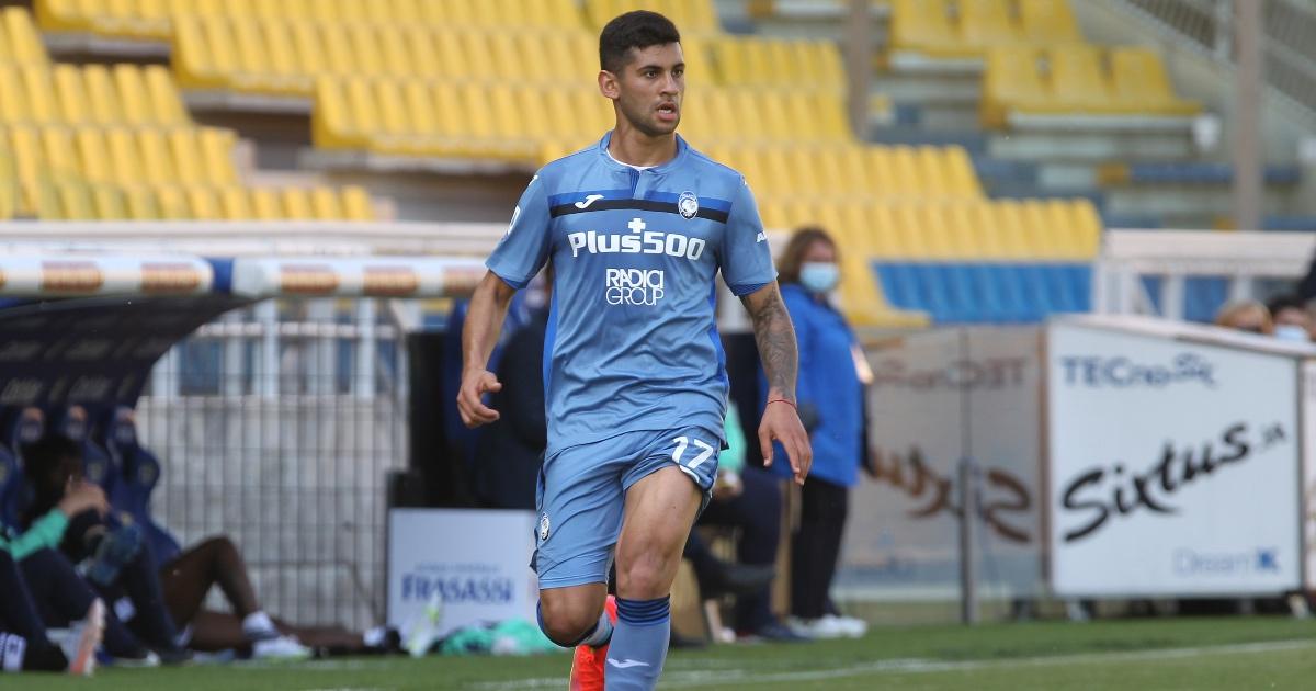 Cristian Romero Spurs Atalanta F365