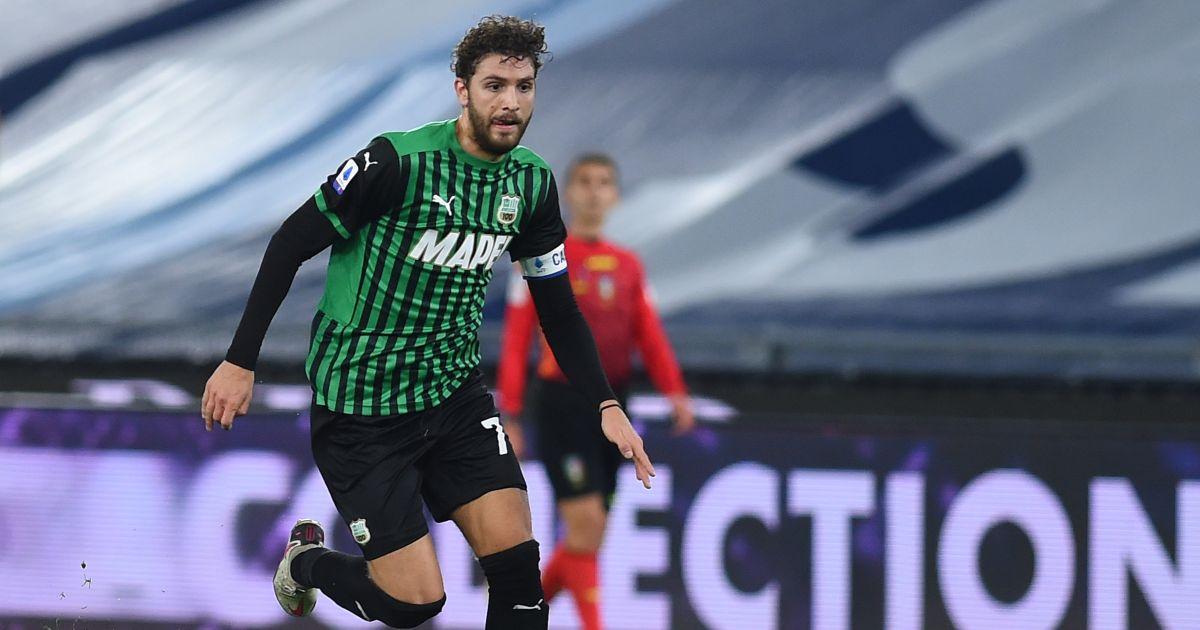 Manuel Locatelli Sassuolo Arsenal