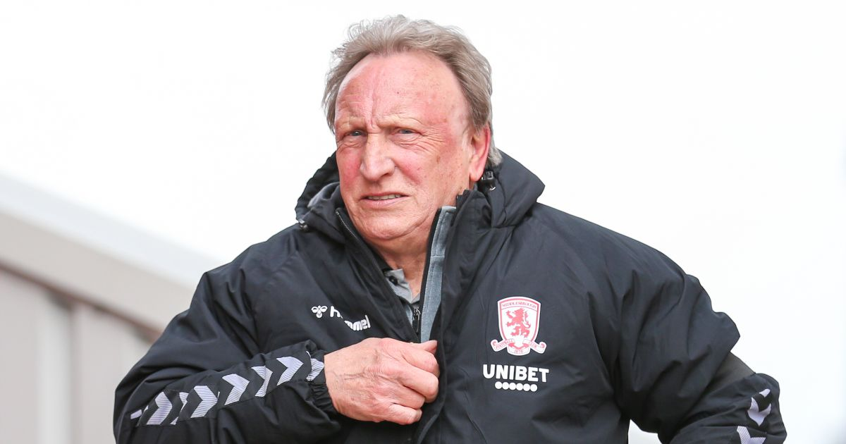 Middlesbrough look like a classic Warnock promotion side