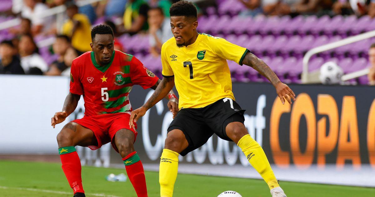 Leon Bailey Jamaica Aston Villa
