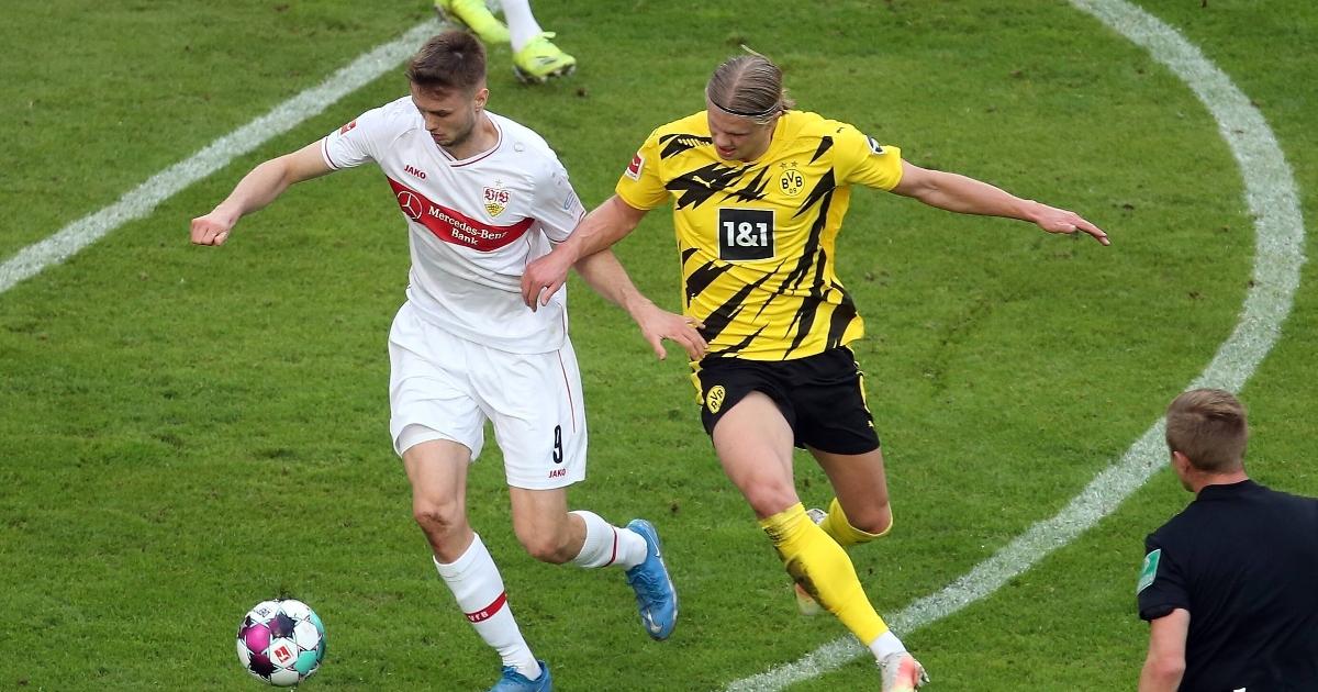 German club chief deals Chelsea a blow in their striker search