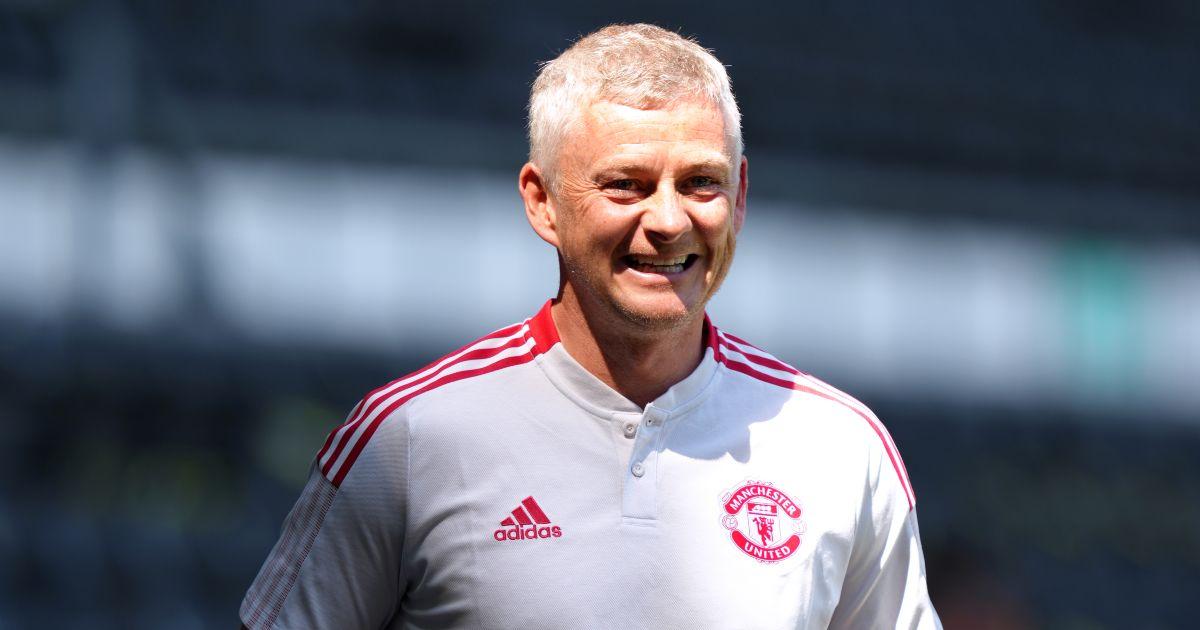 Man Utd hand Ole Gunnar Solskjaer new three-year contract