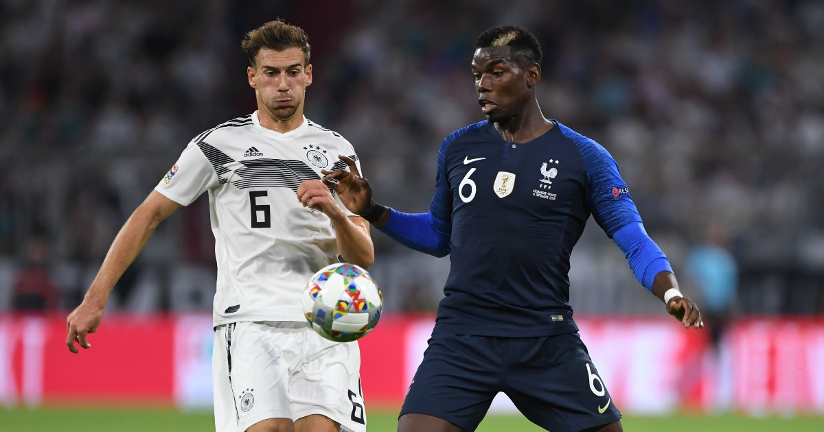 Replacement identified? Comparing Pogba and Goretzka's stats - Football365