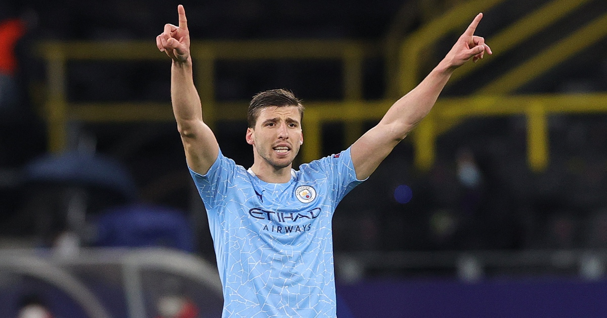 Man City to offer defender new contract after brilliant season