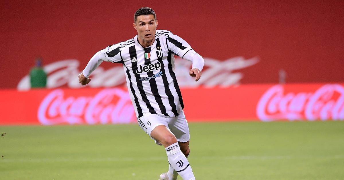 Cristiano Ronaldo Juve Man Utd F365