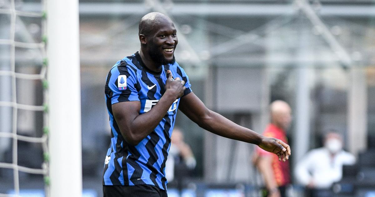 Romelu Lukaku Inter F365