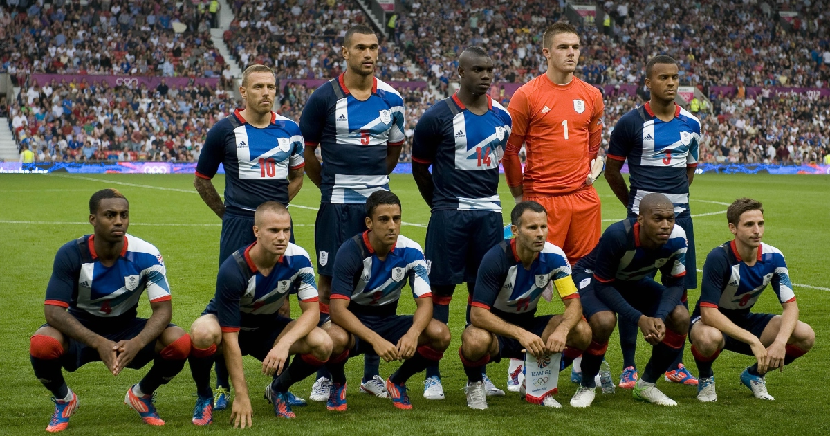 Where are they now? Team GB's XI from their Olympics opener - Football365