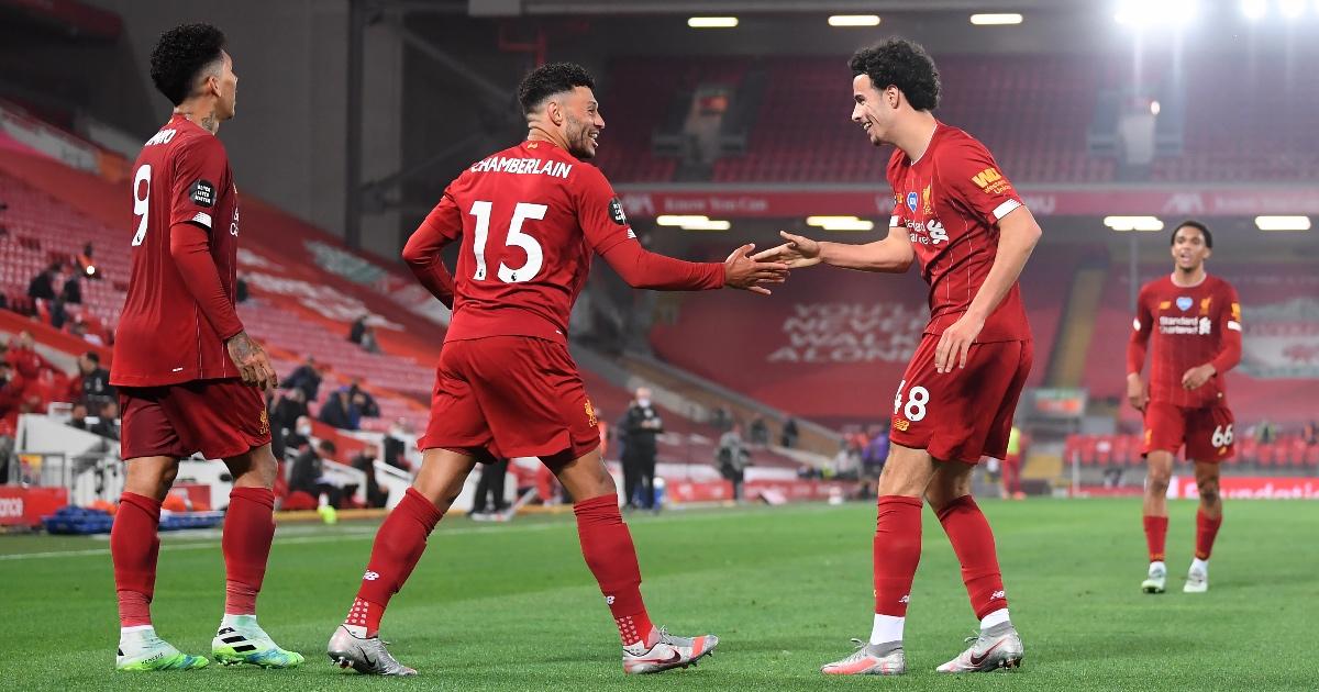 Olade-Chamberlain Liverpool