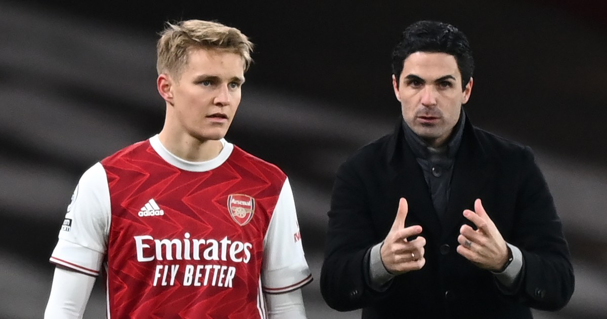 Arsenal switch transfer targets again with Odegaard back on the table