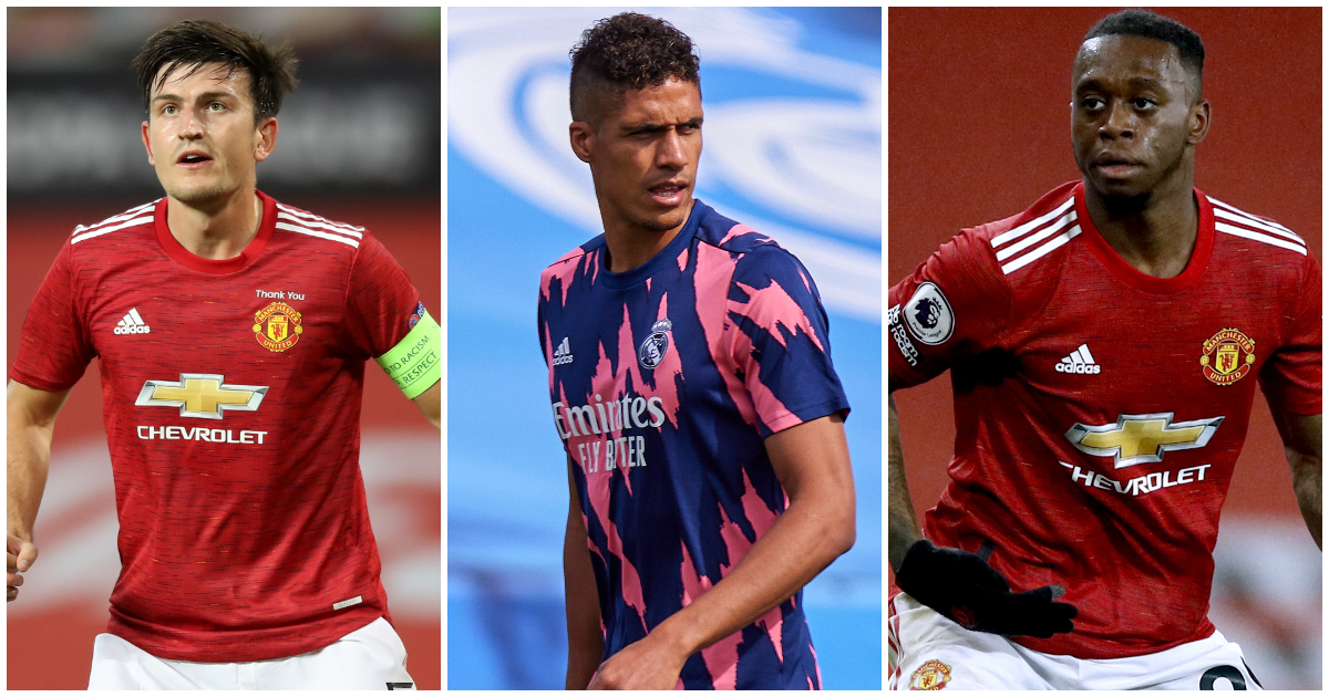 Five things Varane might've seen from studying Man Utd's defending...