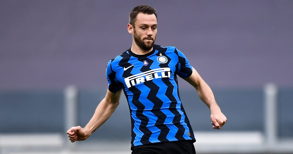 Everton 'interested' in 29-year-old Inter Milan centre-back - Football365