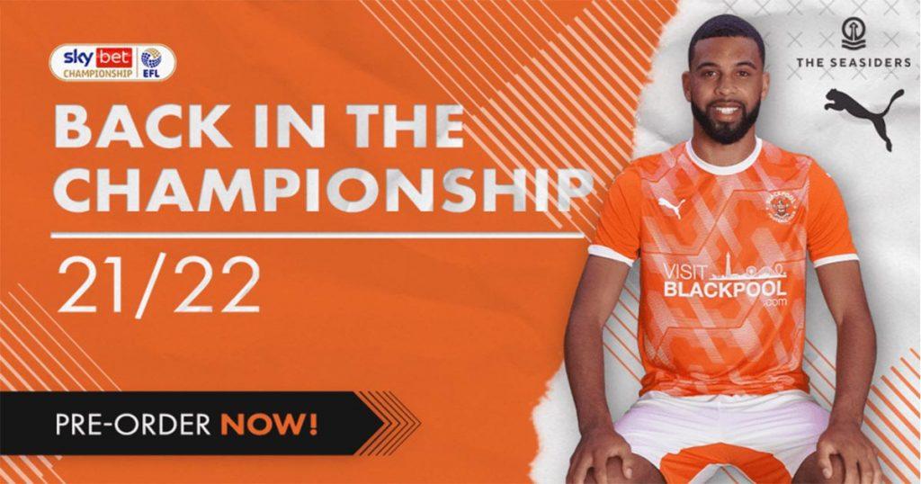 Blackpool-kit