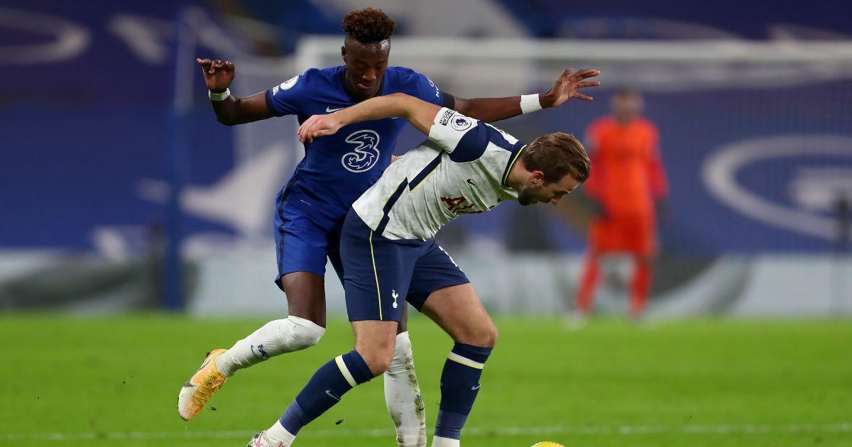 Harry Kane Tammy Abraham Tottenham Chelsea Man City