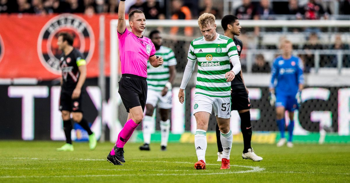 Pundit claims Celtic 'are a decent League One team' after CL exit