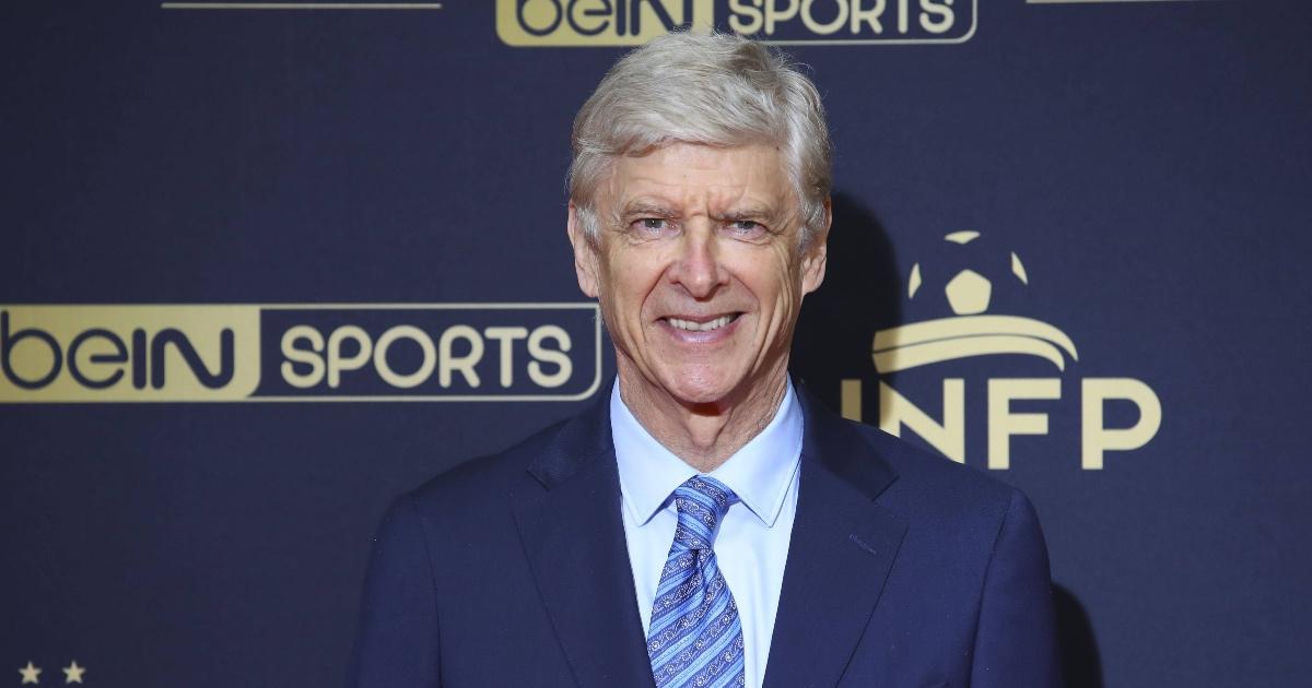 Arsene Wenger Arsenal F365