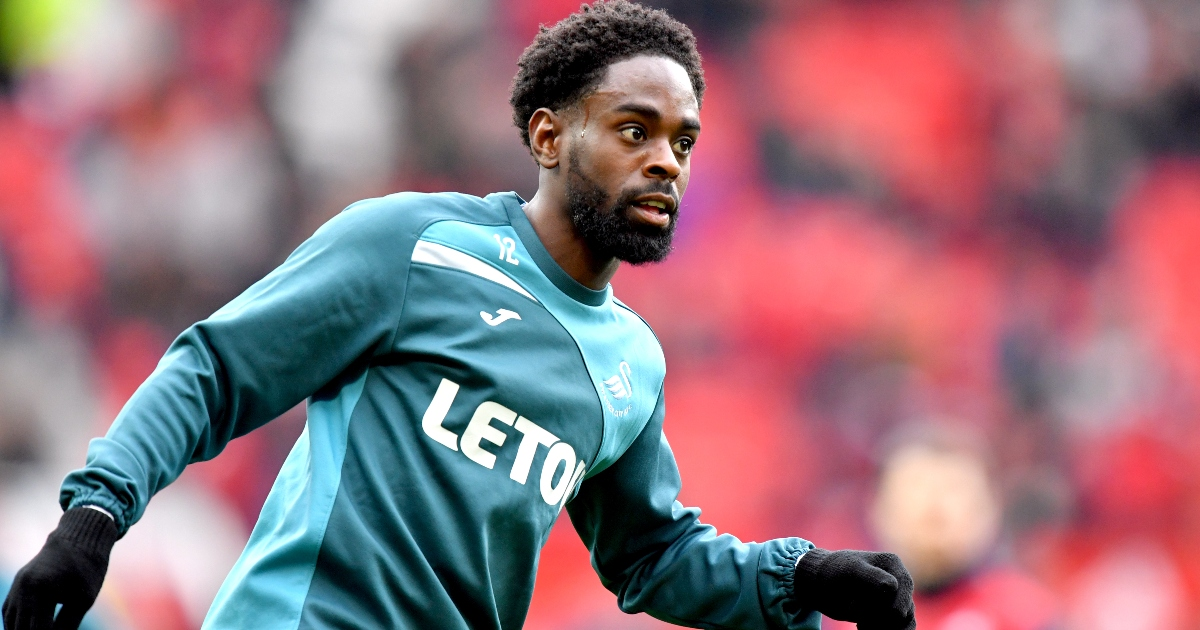 Ex-Swansea winger Dyer calls it a day on playing career