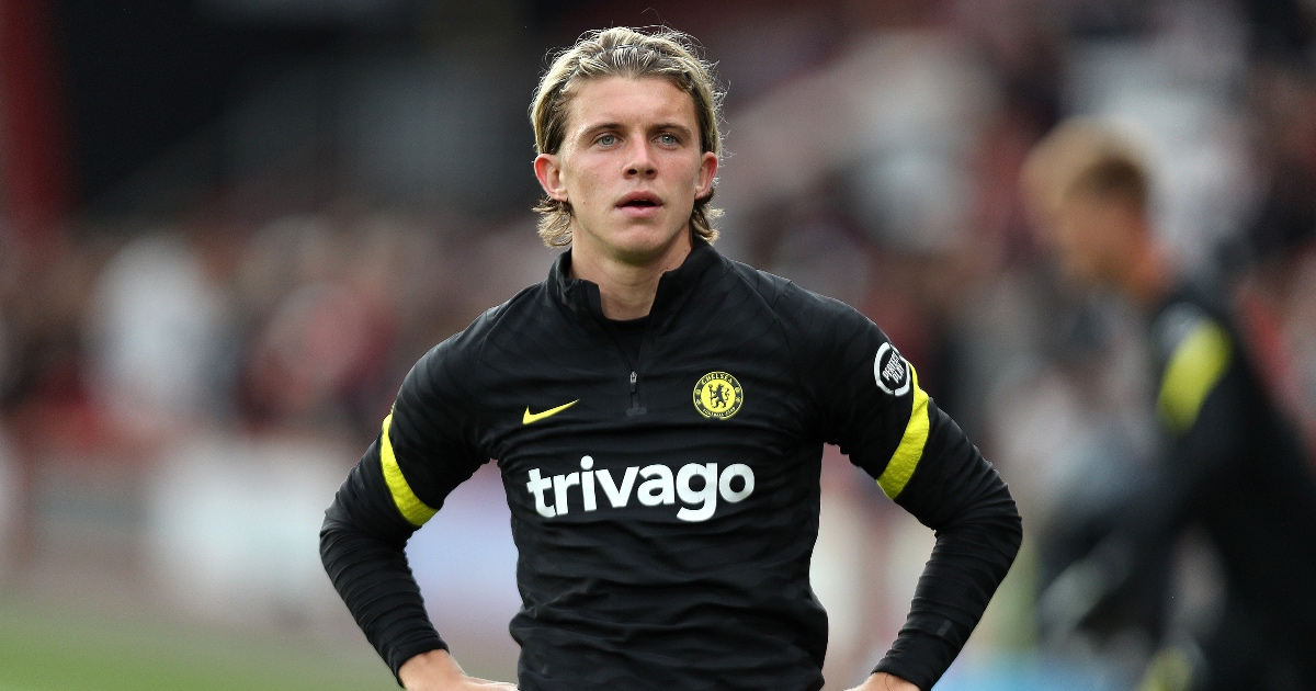 Conor Gallagher Chelsea Crystal Palace F365