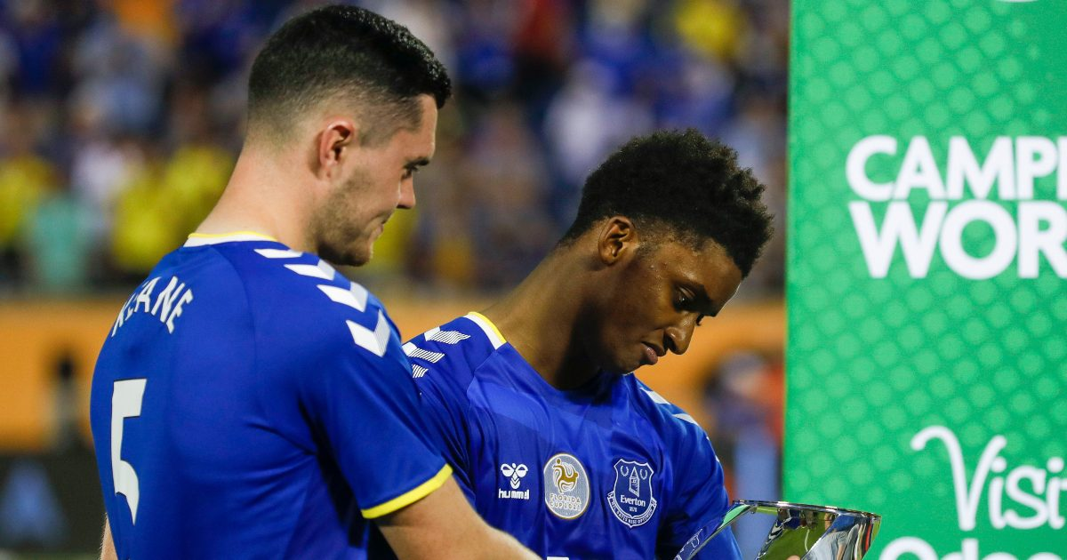 'Unbelievable' Everton signing backed to shine by his former teammate - Football365