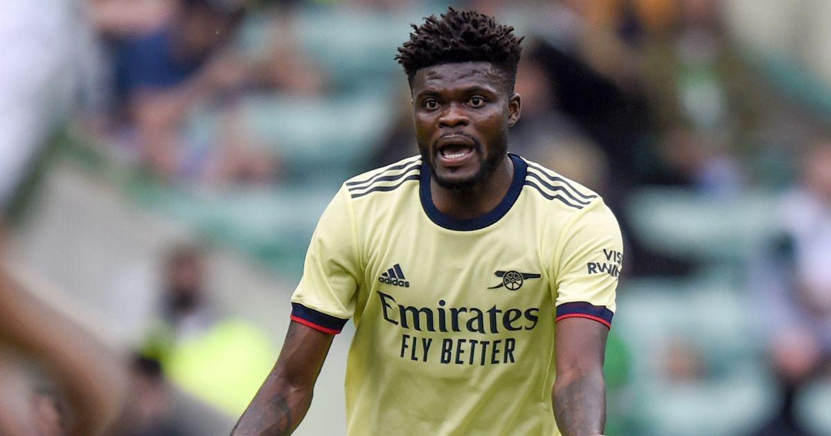 Campbell selects the 'ideal partner' for Partey at Arsenal - Football365