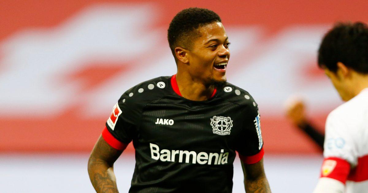 Aston Villa 'reach an agreement' for Leverkusen star Bailey - Football365