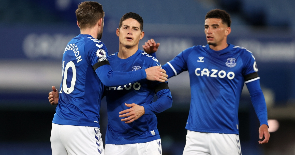 Everton star makes transfer admission amid reports - Football365