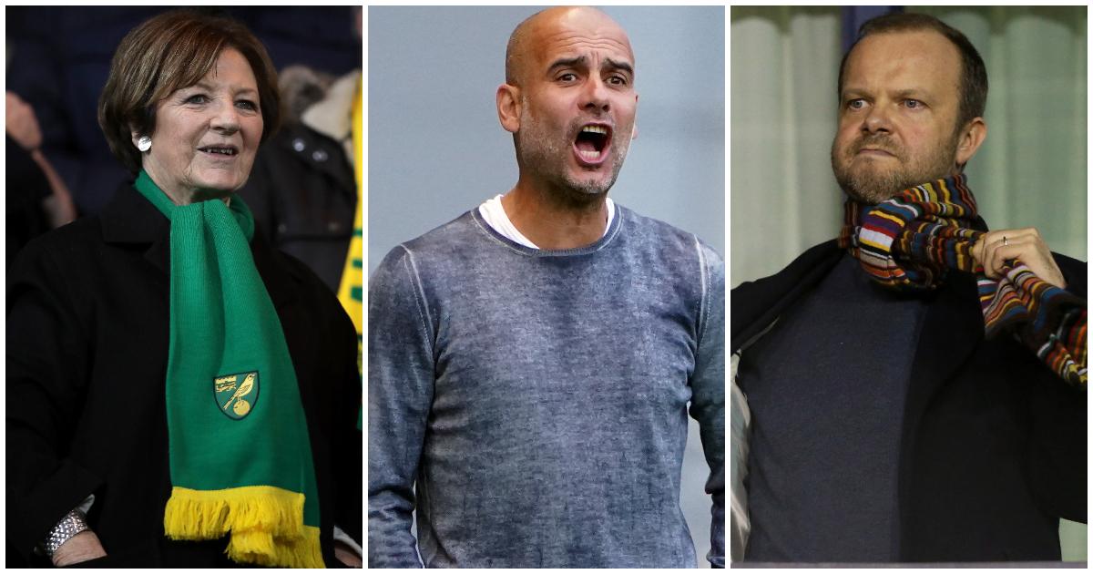 Premier League five-year net spend table: Man Utd £100m clear