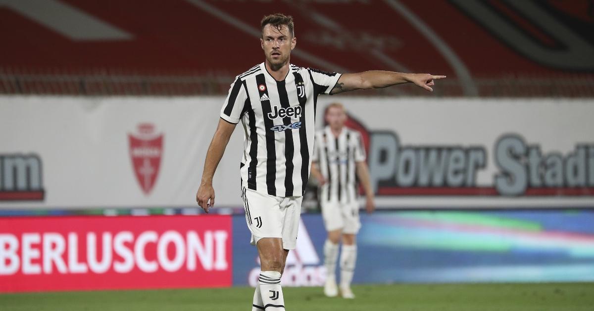 Blow for Spurs as Juventus boss Allegri makes Ramsey claim